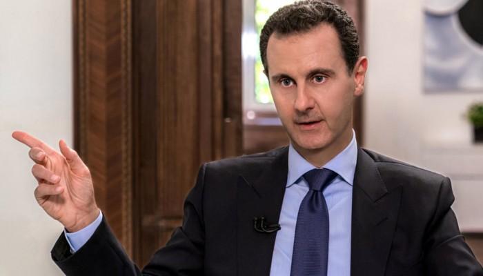 تويتر يغلق حساب الرئاسة السورية بالتزامن مع بث حوار للأسد