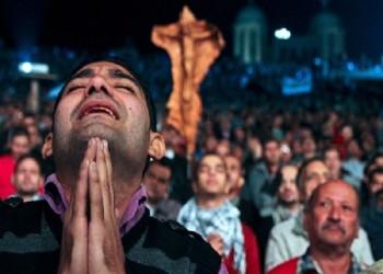 إلغاء احتفالات مسيحيي العراق بأعياد الميلاد احتراما للدماء