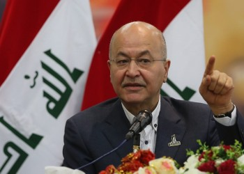 رئيس العراق يدعو الكتل البرلمانية لترشيح رئيس وزراء