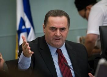وزير الخارجية الإسرائيلي يتوعد بالتحرك عسكريا ضد إيران