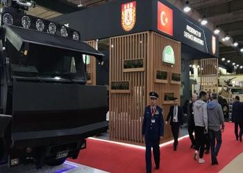 شركات تركية تشارك في معرض الخليج للدفاع والطيران بالكويت