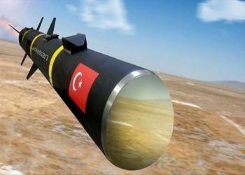 تقرير: ارتفاع صادرات تركيا العسكرية بنسبة 4.6% في 2018