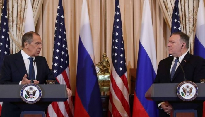 بومبيو يتوعد روسيا بالرد حال تدخلت في الانتخابات الأمريكية