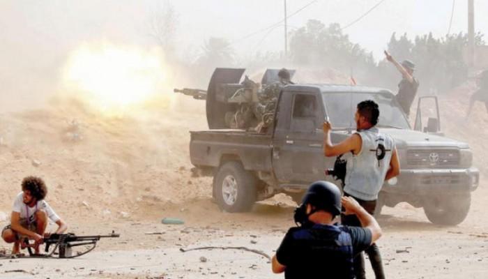 تقرير أممي: مجموعات أجنبية مسلحة تشارك بمعارك ليبيا