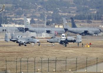 تركيا تهدد أمريكا بغلق قاعدتي إنجيرليك وكورجيك حال فرض عقوبات عليها