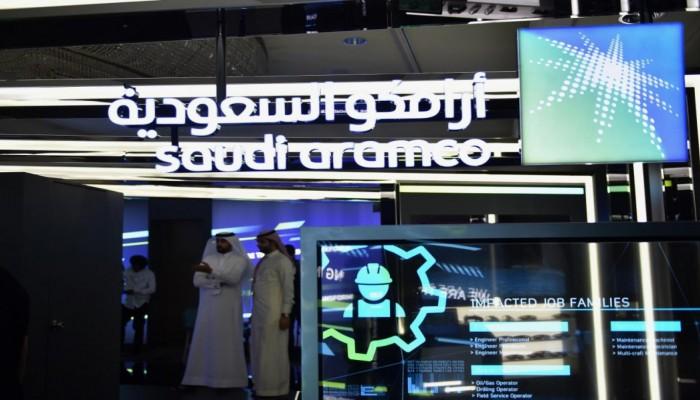 بدء تداول أسهم أرامكو السعودية بارتفاع 10% عن سعر الاكتتاب