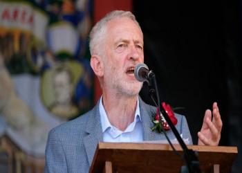 حماس تنفي دعم كوربين في الانتخابات البريطانية