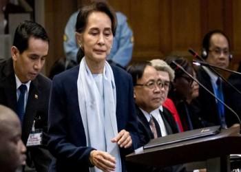زعيمة ميانمار تعترف باستخدام قوة غير متناسبة ضد مسلمي أراكان