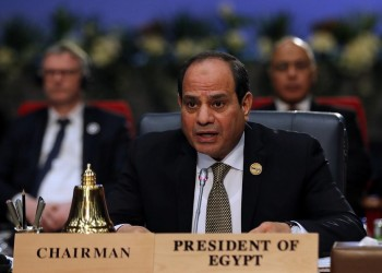 السيسي يدعو لوقفة جماعية حاسمة ضد الدول الراعية للإرهاب