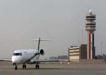 مجددا.. سقوط صاروخين قرب مطار بغداد الدولي