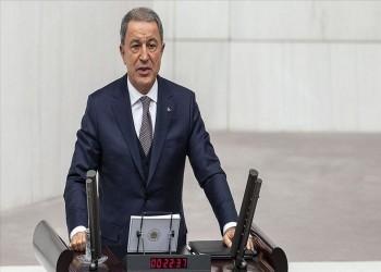 وزير الدفاع التركي: لا ننوي الاستغناء عن عضويتنا في الناتو