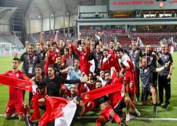 لاعبو منتخب البحرين يحصدون مليون و629 ألف دينار مكافآت