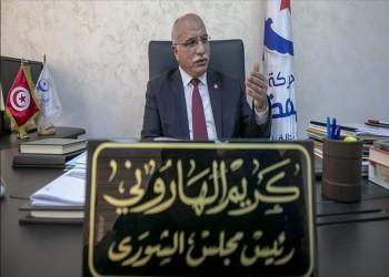 """""""النهضة"""" التونسية: نأمل إقناع قوى الثورة بالمشاركة في الحكم"""