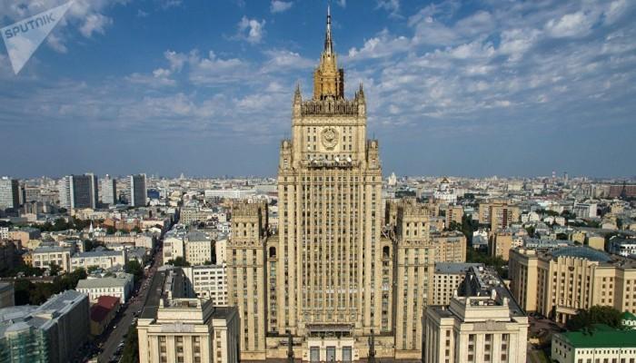 روسيا تستدعي السفير الألماني وتطرد دبلوماسيين اثنين