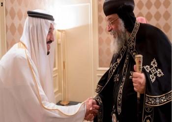 ماذا قال البابا تواضروس عن لقائه الأول بالملك سلمان؟