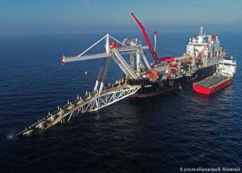 ألمانيا تدين عقوبات أمريكية ضد مشروع نقل الغاز الروسي
