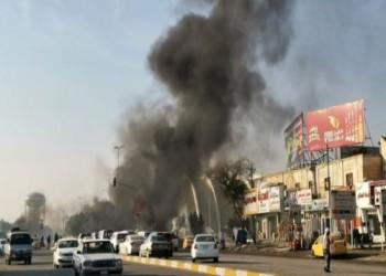 جدل واحتجاجات بعد تعليق جثة شاب على عمود وسط بغداد
