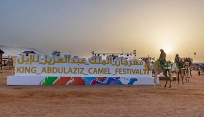 رفع إحدى جوائز مهرجان الملك عبدالعزيز للإبل لمليون ريال