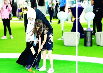 للمرة الأولى في المملكة.. بطولة سعودية لجولف السيدات