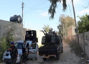 دعوة ألمانية فرنسية إيطالية لوقف القتال في ليبيا