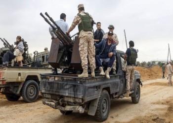 قوات حفتر تعلن استهداف مواقع تخزين طائرات مسيرة تركية بمصراته