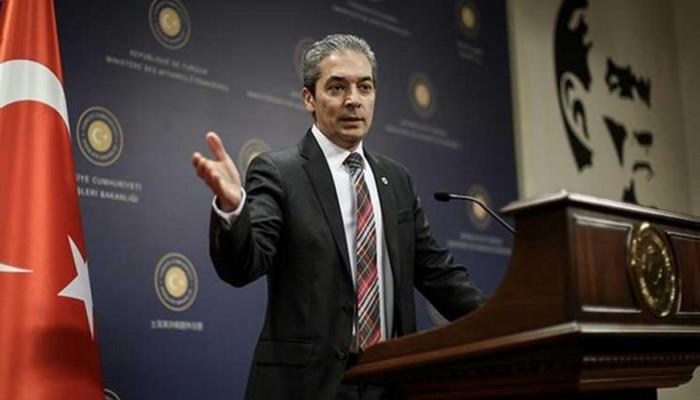 تركيا ترفض الموقف الأوروبي حول اتفاقها البحري مع ليبيا