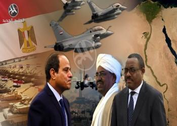 مصر وسد النهضة.. العطش أو مياه إلى إسرائيل