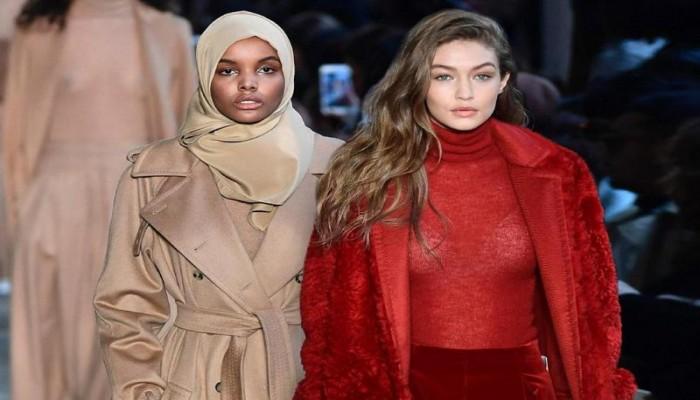 حليمة عدن.. عارضة أزياء مسلمة ترفض التنازل عن حجابها