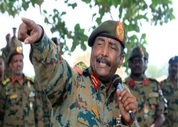 البرهان يترأس اجتماعا للقيادات الأمنية والعسكرية في السودان