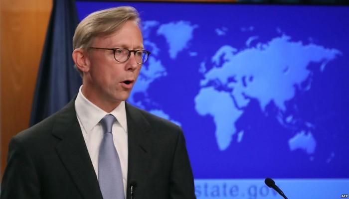 هوك: مستعدون لرفع العقوبات عن إيران إذا أوقفت أعمالها العدائية