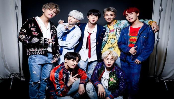فرقة كورية جنوبية تحصد تاج التغريدة الأكثر شعبية في 2019