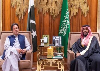 بن سلمان يستقبل رئيس الوزراء الباكستاني في الرياض