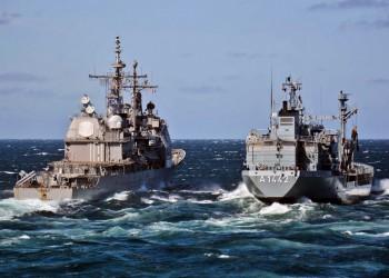 أنباء عن اعتراض البحرية التركية سفينة إسرائيلية بالمتوسط
