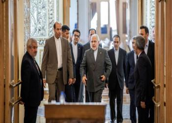 ظريف يبحث مع رئيس وزراء قطر ووزير خارجيتها تطورات المنطقة