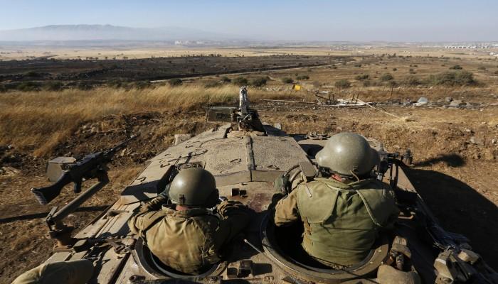 إسرائيل تطلق تدريبات واسعة في الجليل والجولان المحتل