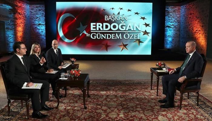 """أردوغان: الاتفاق البحري مع ليبيا قلب وضعا فرضته معاهدة """"سيفر"""""""