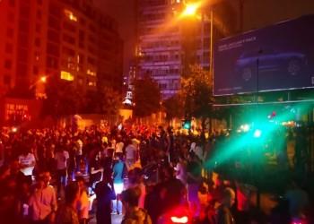 وزيرة داخلية لبنان تدعو المتظاهرين لإخلاء شوارع بيروت
