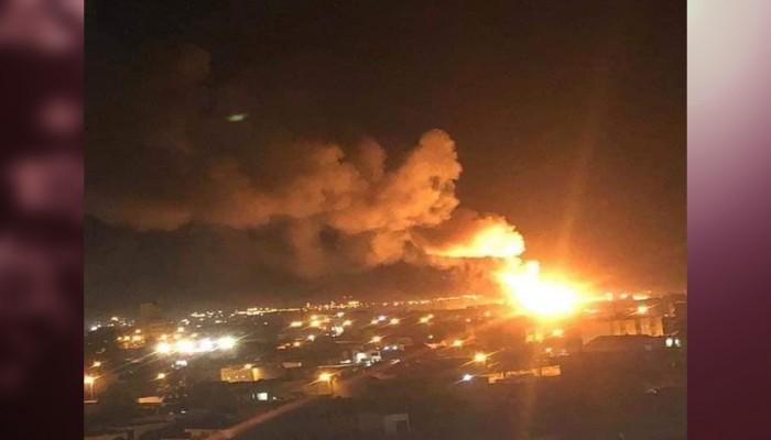 مسؤول ليبي: طيران إماراتي يقصف مقر الكلية الجوية في مصراتة