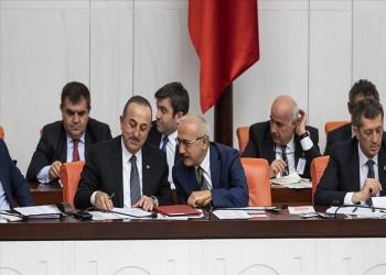 جاويش أوغلو: اتفاقنا مع ليبيا جاء لكي لا نحشر في الزاوية
