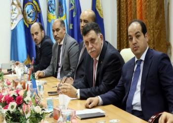ليبيا.. حكومة الوفاق تنفي إجلاء قياداتها إلى تونس