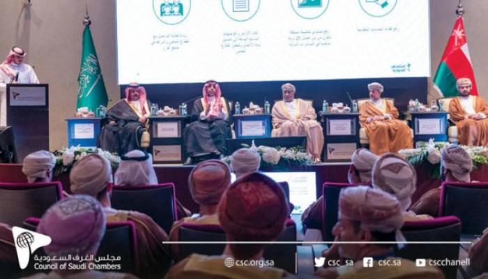 افتتاح منفذ بري بين السعودية وعمان قريبا لتعزيز حركة التجارة