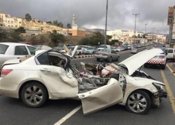 وفاة نجمة سناب شات سعودية في حادث مروع