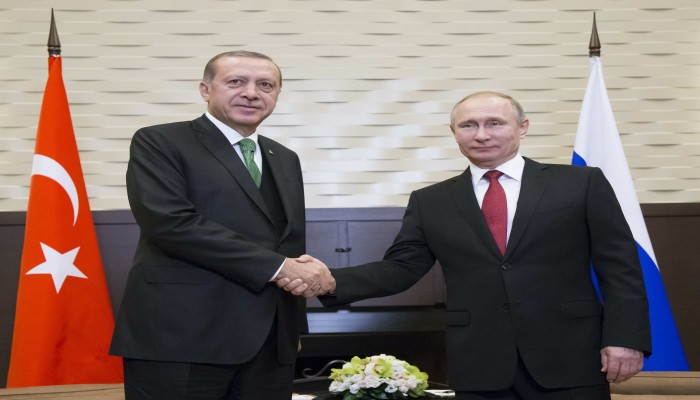 الكرملين: بوتين وأردوغان سيبحثان خطة تركية لتقديم دعم عسكري لطرابلس