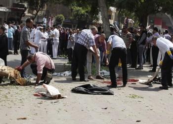 انفجار جسم من مخلفات الحروب بمصر يصيب 4 أشخاص