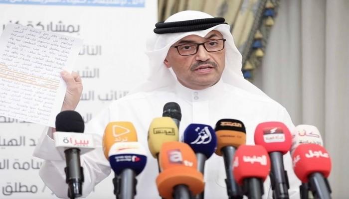 نائب بالبرلمان الكويتي يفجر أول أزمة للتشكيلة الوزارية الجديدة