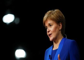 أسكتلندا تطلب رسميا إجراء استفتاء ثان للاستقلال عن بريطانيا