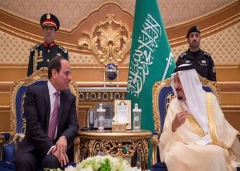 رسالة من العاهل السعودي للسيسي