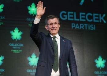 انتخاب داود أوغلو رئيسا لحزبه الجديد في تركيا
