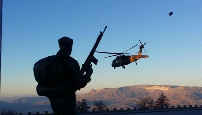 تركيا تطلق عمليتين جديدتين لملاحقة مسلحي بي كا كا