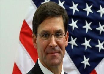 وزير الدفاع الأمريكي: تركيا حليفتنا لكنها لن تحصل على إف-35